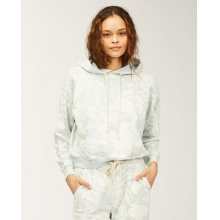 Womens At Last Hoodie by Billabong in Golden CO