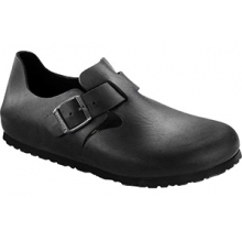 London Black Oiled Leather by Birkenstock