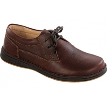 Memphis Dark Brown Leather