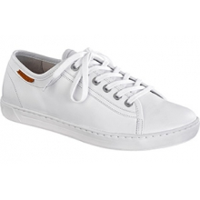 Arran White Leather