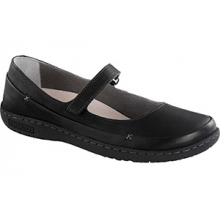 Iona Black Leather by Birkenstock