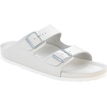 Monterey Exquisite White Leather by Birkenstock