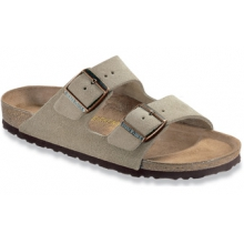 Arizona Taupe Suede by Birkenstock