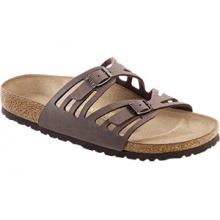Granada Mocha Birkibuc by Birkenstock in Bay City Mi