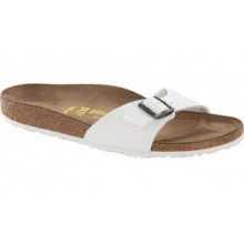 Madrid White Birko-Flor by Birkenstock