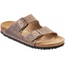 Arizona Tobacco Oiled Leather by Birkenstock