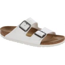 Arizona White Birko-Flor by Birkenstock