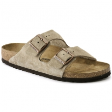 Arizona Suede Leather by Birkenstock