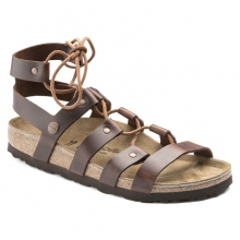 Cleo Natural Leather by Birkenstock in Glenwood Springs CO