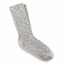 SOCKS WOMEN COTTON SLUB