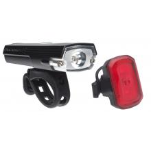 Dayblazer 400 Front + Click USB Rear Light Set by Blackburn Design