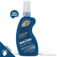 SPF 30 Mango Sunscreen Spray 120ml