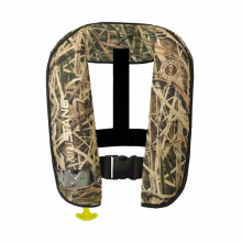 M.I.T. 100 Camo Inflatable PFD (Automatic) by Mustang Survival