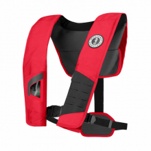 DLX 38 Inflatable PFD (Automatic) by Mustang Survival