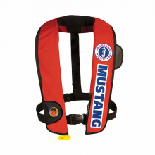 BASS Competition HIT Inflatable PFD (Auto Hydrostatic) by Mustang Survival