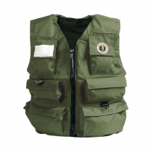 Inflatable Fisherman Vest by Mustang Survival