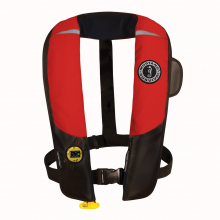 Pilot 38 Manual Inflatable PFD - USA by Mustang Survival