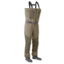 Silver Sonic Zipper Wader by Orvis