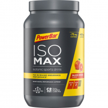 IsoMax Blood Orange (75mg Caffeine) - 2 Lbs 10.3 oz / 1200 g. (24 serv can)