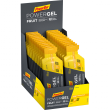 PowerGel Fruit Mango Passionfruit (50mg Caffeine) - 24 pcs