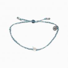 Silver Shaka Bracelet
