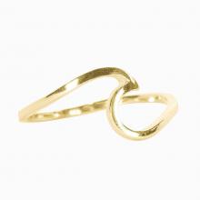 Wave Ring by Pura Vida Bracelets