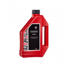 Suspension Oil, 15wt, 1 Liter Bottle - Lower Legs