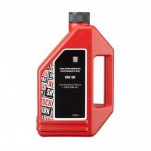 Suspension Oil, 0-W30, 1 Liter Bottle - Pike/Revelation 2018+/Lyrik B1/Yari/SID 2020+ Lower Legs