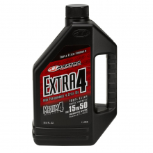 Lubricant, Rear Shock Air Can, Maxima 15W 50, 1 Liter Bottle