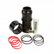 AM UPGRADE KIT MEGNEG 57.5-65MM	Air Can Upgrade Kit - MegNeg 205/230X57.5-65mm (includes air can,neg volume spacers, seals, grease, oil & decals) - Deluxe A1-B2/Super Deluxe A1-B2