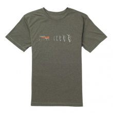 Antler Evolution Elk Tee SS by Sitka in Sioux Falls SD