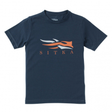 Youth Logo Tee SS by Sitka