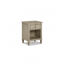 Haven Nightstand by Brixy