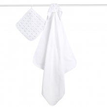 Hooded Towel Set by Brixy in Brentwood Ca