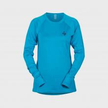Women's Alpine Merino Wool Base Layer Crew Top by Sweet Protection
