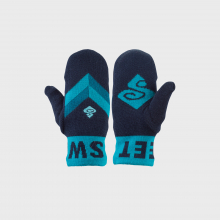 Men's Knitted Retro Mittens by Sweet Protection