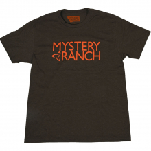 MYSTERY RANCH  Logo Tee by Mystery Ranch