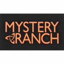 Faux Real Leather Morale Patch by Mystery Ranch in Chelan WA