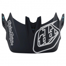 D4 Visor Mirage Navy/White by Troy Lee Designs