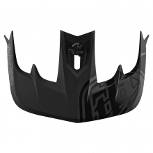Stage Visor Stealth Midnight by Troy Lee Designs