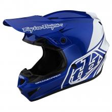 GP Helmet Block Blue/White by Troy Lee Designs in Chelan WA
