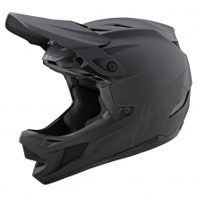 D4 Composite Stealth Black/Gray by Troy Lee Designs in Chelan WA