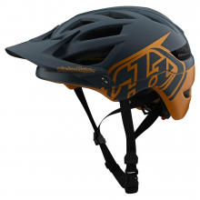 A1 MIPS Classic Gray/Gold by Troy Lee Designs