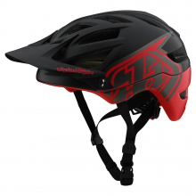 A1 MIPS Classic Black/Red by Troy Lee Designs