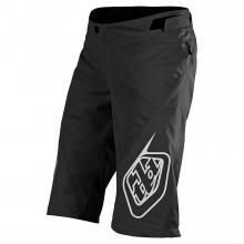Sprint Short Black by Troy Lee Designs