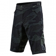 Skyline Short Shell Camo Green