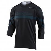 Ruckus 3/4 Jersey Factory Black/Gray by Troy Lee Designs in Chelan WA