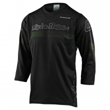 Ruckus 3/4 Jersey Factory Camo Green/Black
