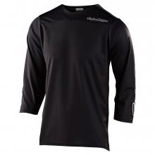 Ruckus 3/4 Jersey Black by Troy Lee Designs