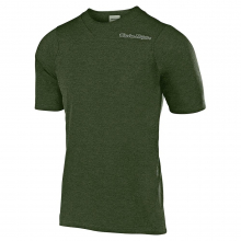 Skyline SS Jersey Heather Green by Troy Lee Designs